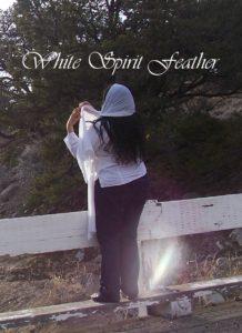White Spirit Feather